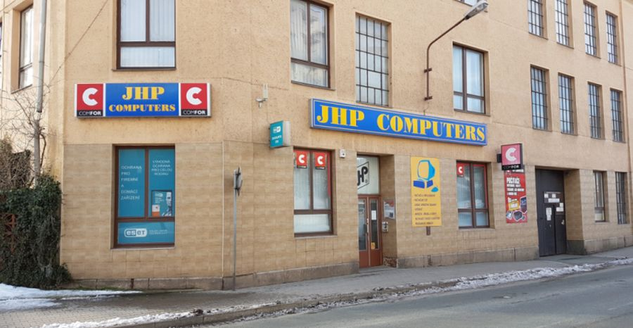 JHP exterier web